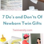 7 Do's and Don'ts When Buying a Gift for Newborn Twins