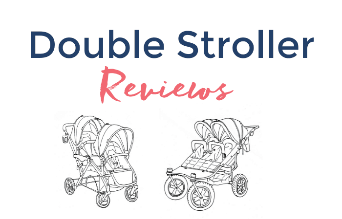 double stroller reviews