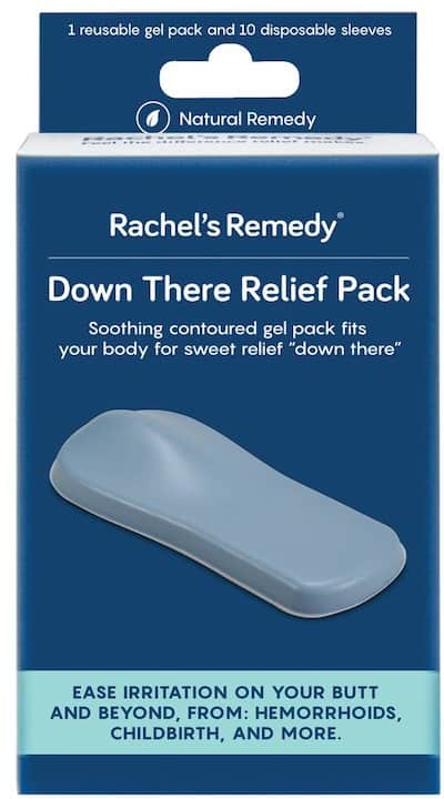 rachel's remedy down there relief pack