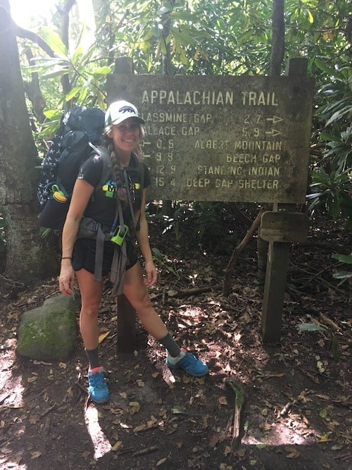 woman hiking twins your excuse