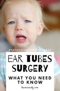 ear tubes surgery