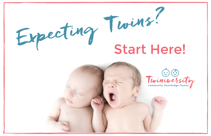 Youre expecting twins and twiniversity is here to help weve posted all of our top articles for expecting twins below in a quick and easy guide to get