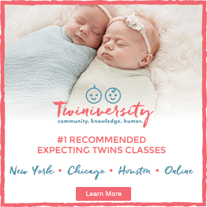 expecting twins classes ad