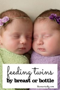Expert Tips for Feeding Twins by Breast or Bottle