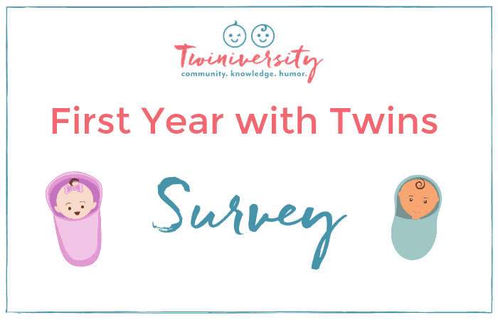 first year with twins survey