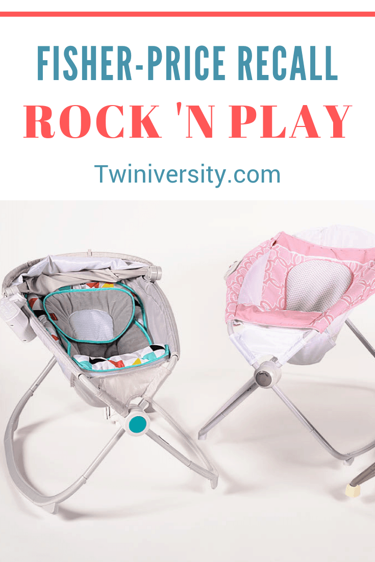 Fisher-Price Recalls All Rock 'N Play Sleepers