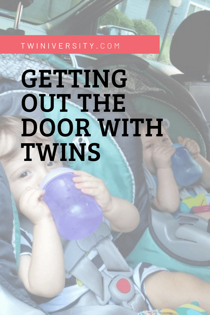 Getting Out the Door with Twins