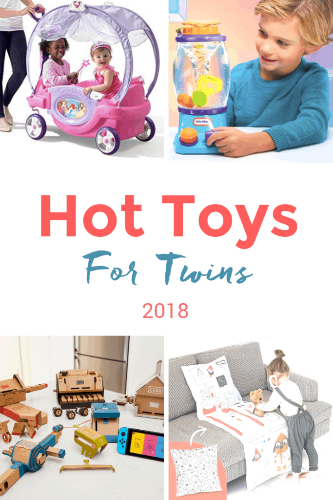 hot toys for twins 2018