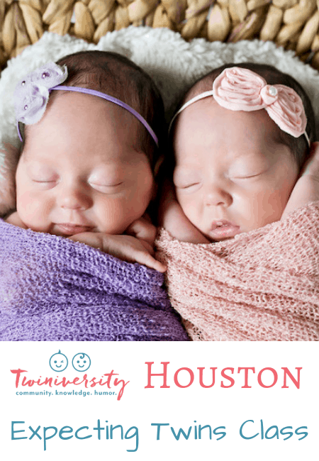 houston expecting twins classes