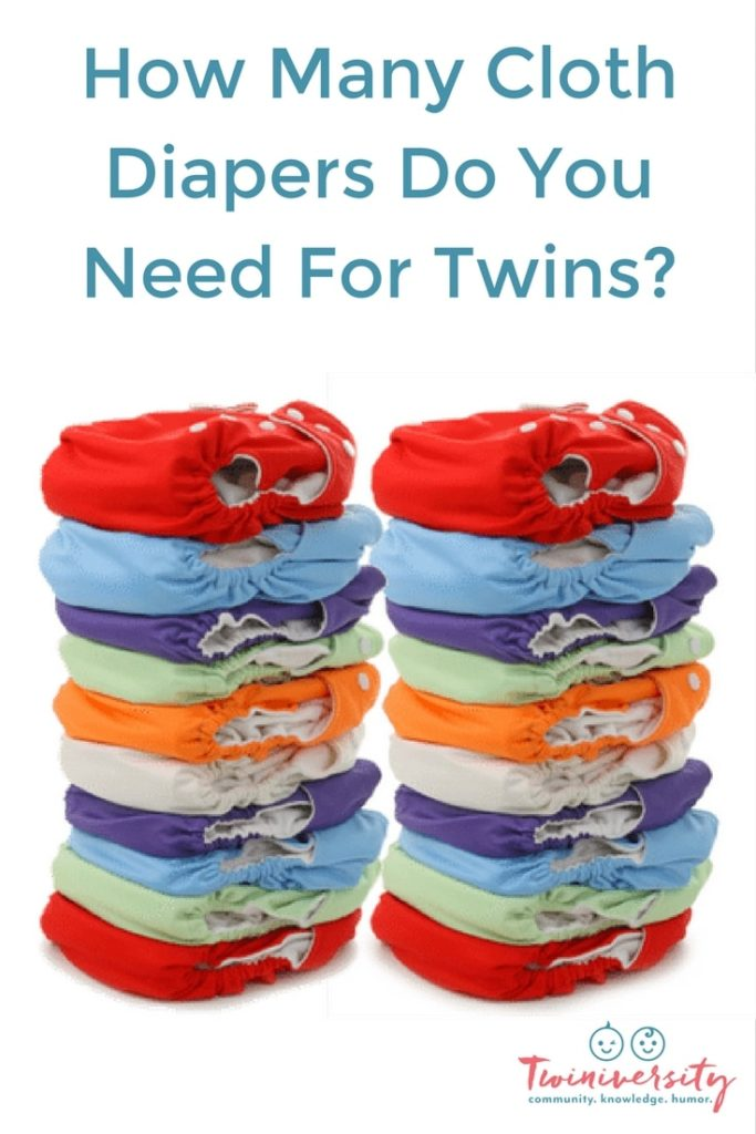 how many cloth diapers do you need for twins twiniversity. Black Bedroom Furniture Sets. Home Design Ideas