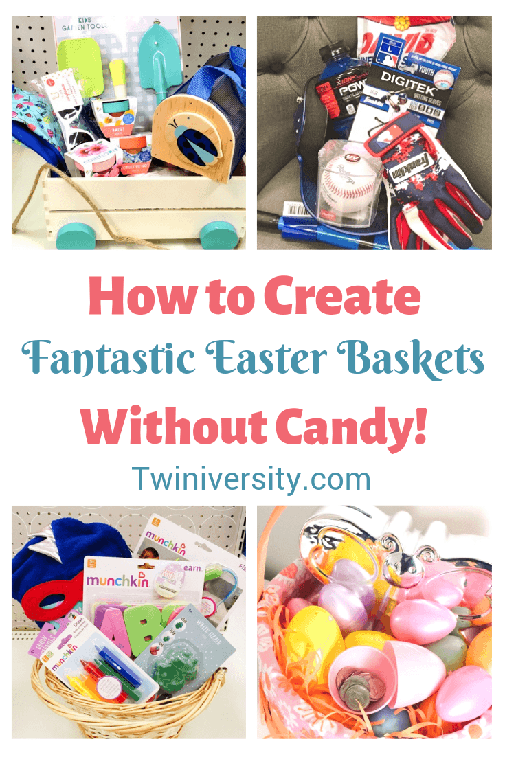 How To Create Fantastic Easter Baskets Without Candy