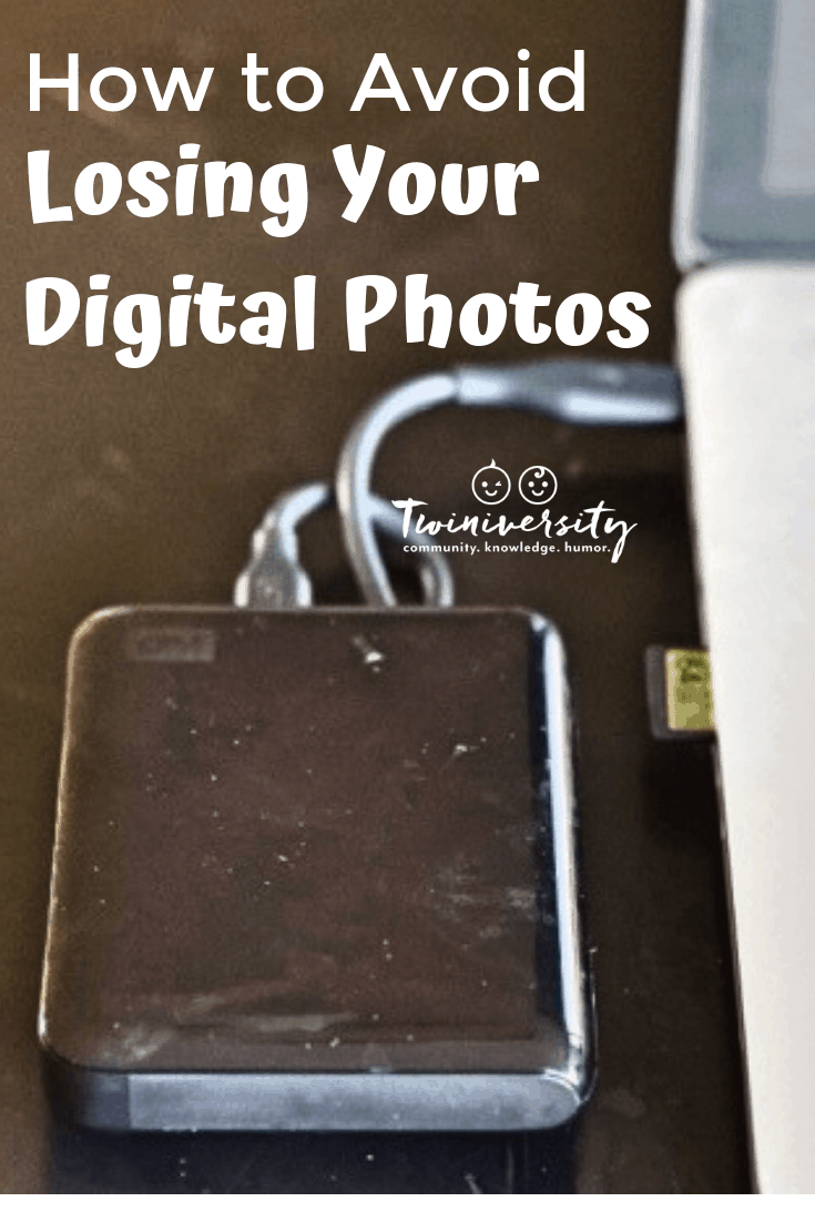 How to Avoid Losing Your Digital Photos