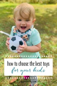 How to Choose Toys