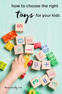 How to Choose the Right Toys for Your Kids