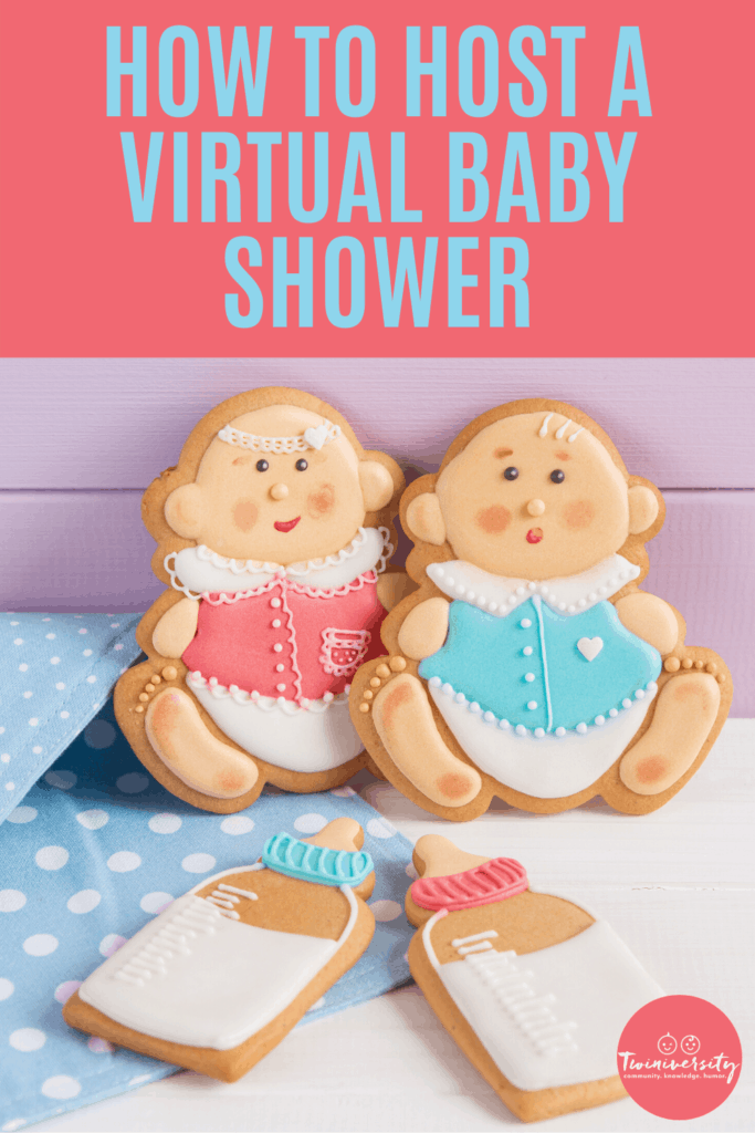 how to host a virtual baby shower on zoom
