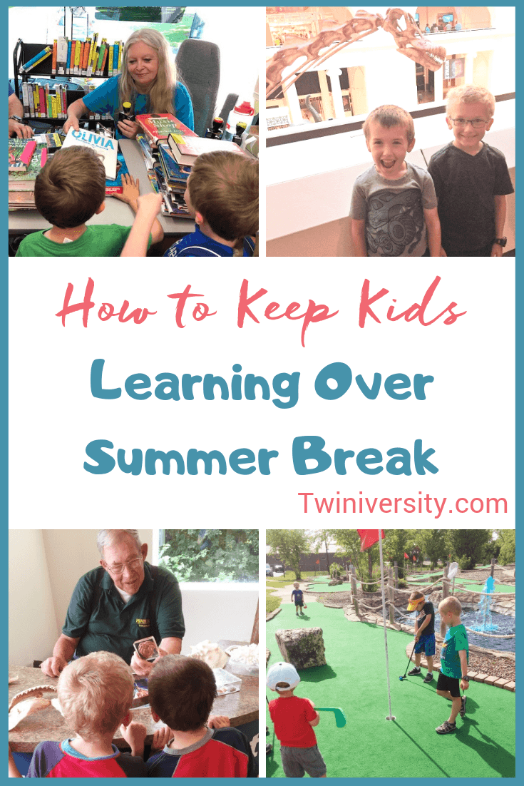 How to Keep Kids Learning Over Summer Break