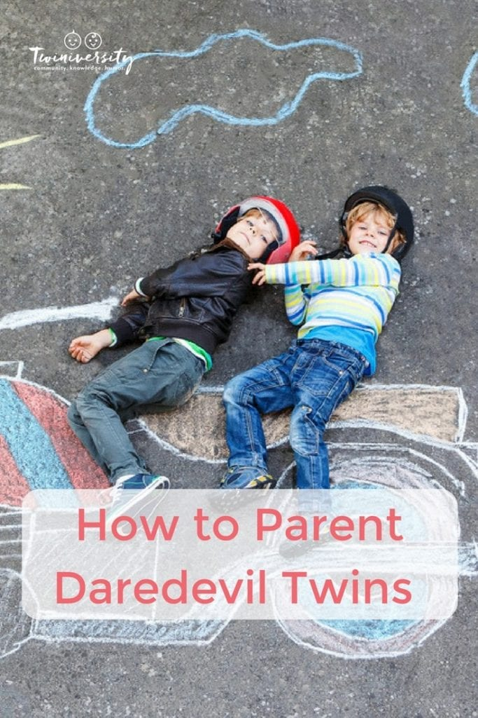 How to Parent Daredevil Twins