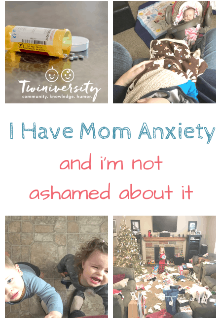 I Have Mom Anxiety and I'm Not Ashamed About It