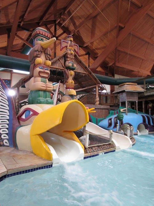 A Howlin' Good Time at Great Wolf Lodge REVIEW