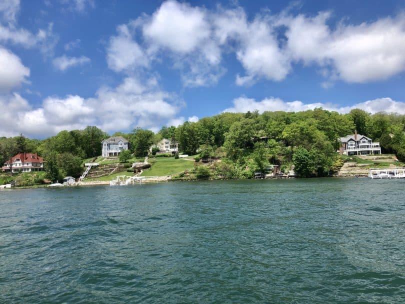 shoreline lake geneva