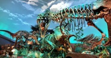 indianapolis children's museum dinosaurs