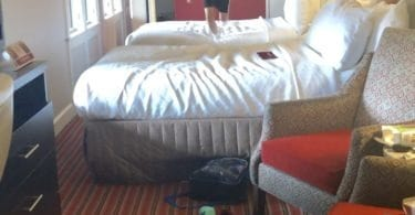 indianapolis crowne plaza room