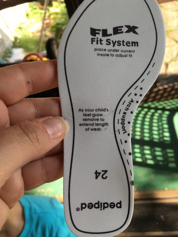 pediped flex system