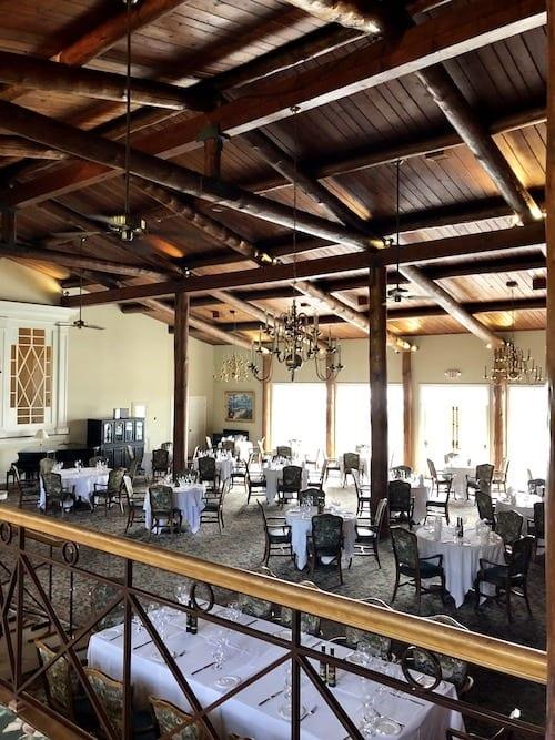 restaurant mackinac island lodging
