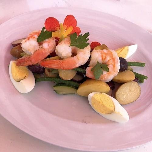 salad mackinac island lodging