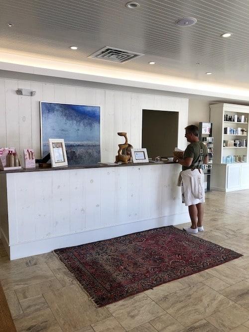 spa mackinac island lodging