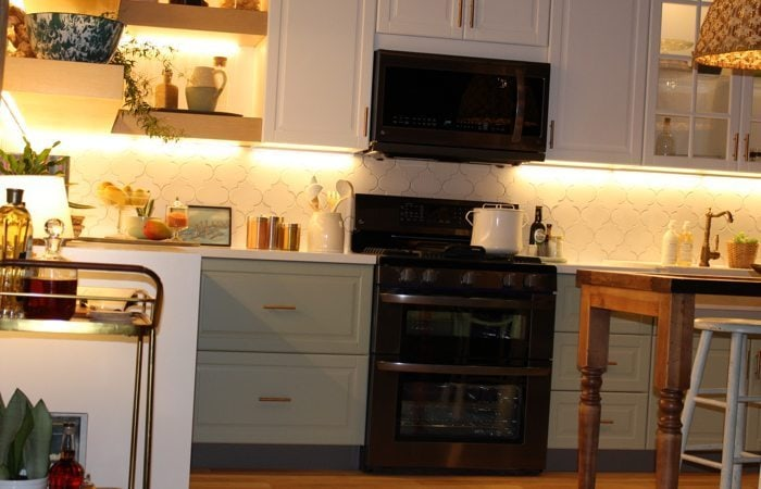 Rubbing Elbows with HGTV Design Stars and LG's new appliances