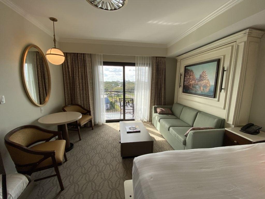 Disney's Riviera Resort Bedroom