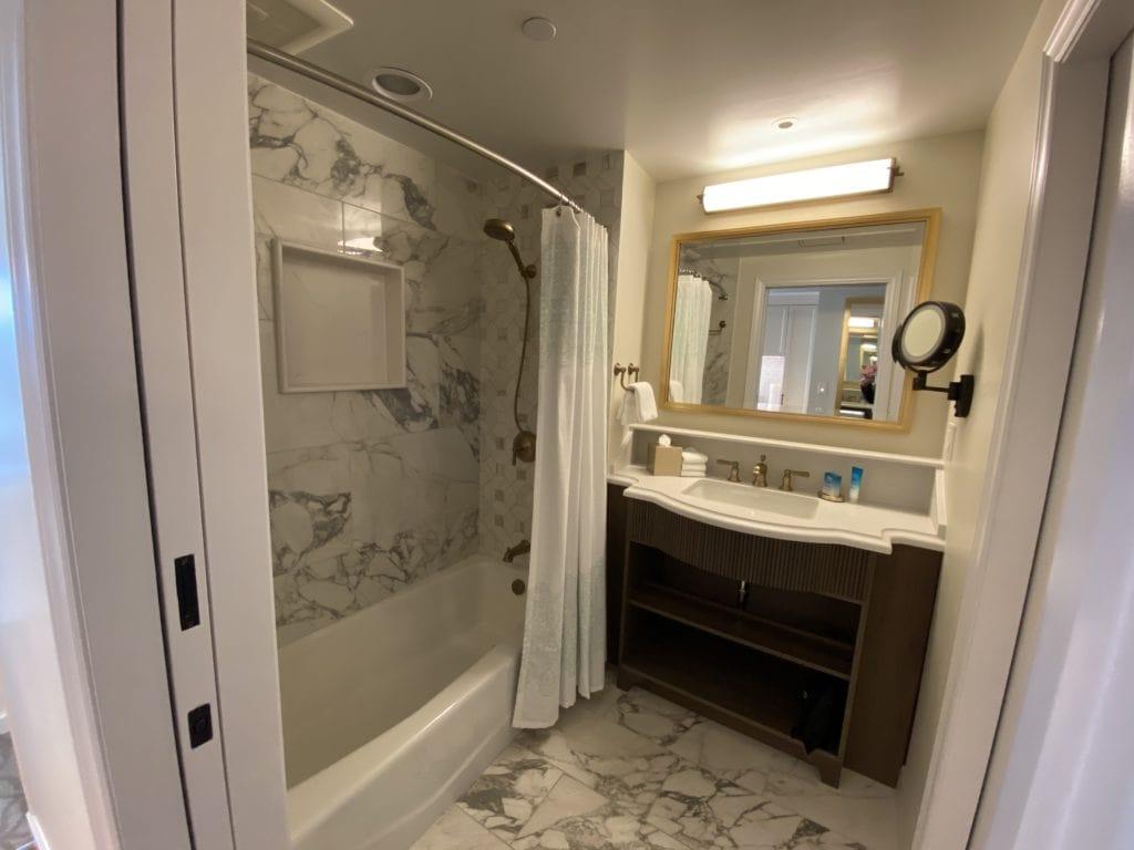 Disney's Riviera Resort Bathroom