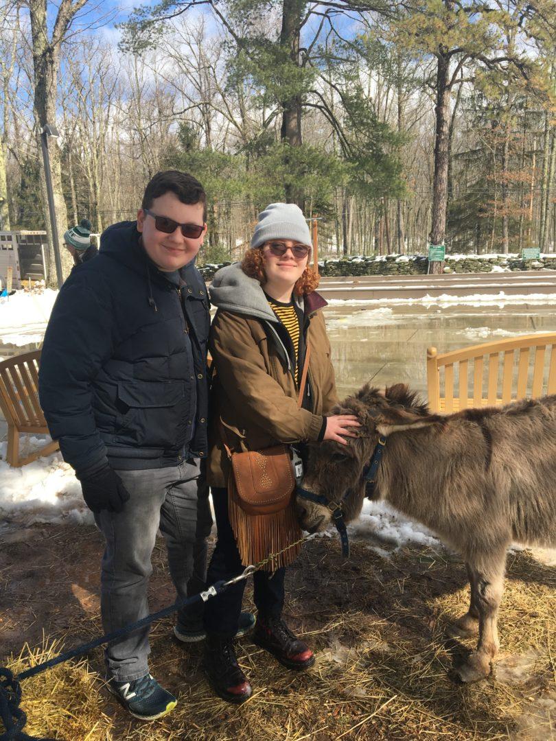 petting zoo at woodloch
