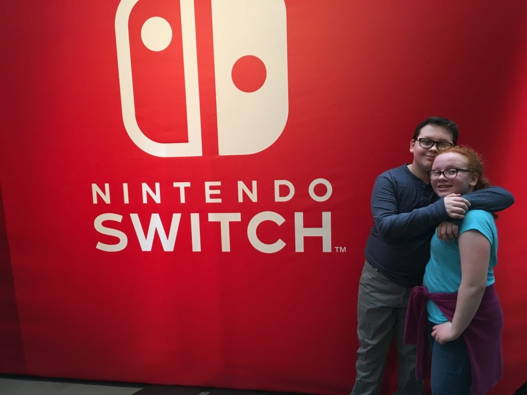 Nintendo Switch: What your kids will be begging for on March 3rd.