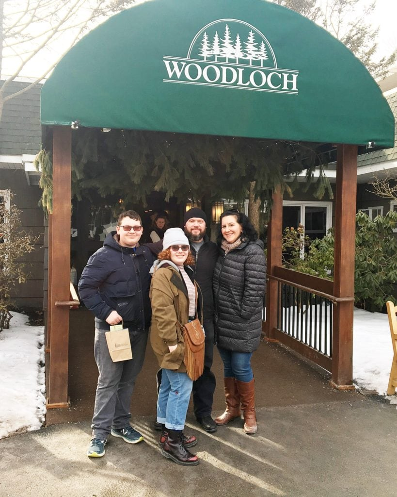 Is Woodloch Resort a good place to visit with your family?