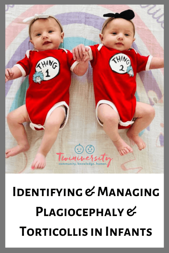 Identifying and Managing Plagiocephaly and Torticollis in Infants
