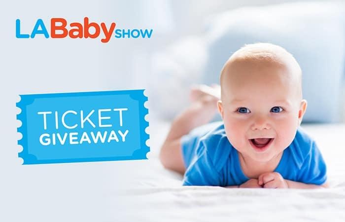 la baby show ticket giveaway