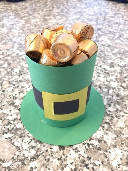 leprechaun hat St. Patrick's Day Decorations