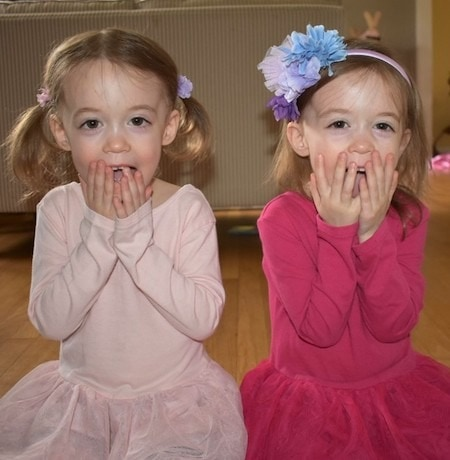 twin girls pros and cons of identical twins