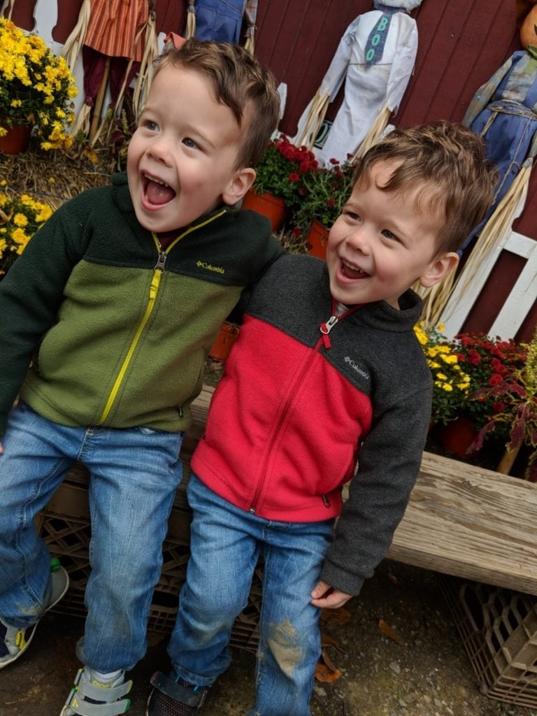twin boys 3 year olds Preschool for Twins