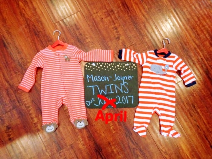 twins expected sign Pregnancy Ended at 24 Weeks