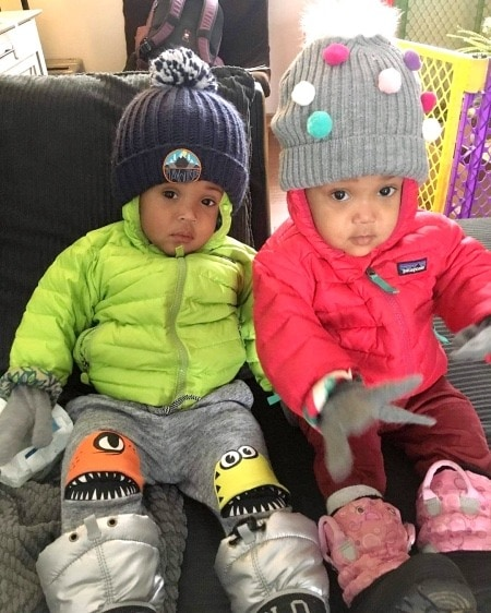 twin toddlers in coats Pregnancy Ended at 24 Weeks