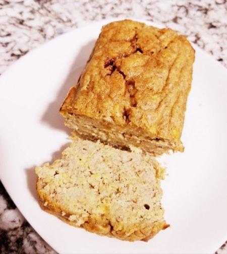 chai spiced banana bread grain-free desserts