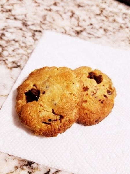 trail mix cookies grain-free desserts