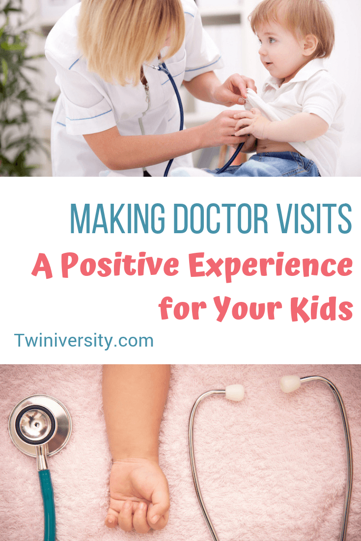 Making Doctor Visits a Positive Experience For Your Kids