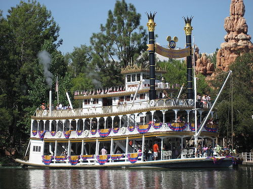 Top 10 Quiet Spots at Disney's Magic Kingdom