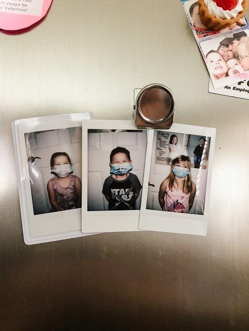 kids to wear masks