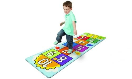 gross motor skill development