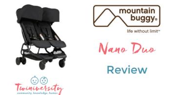 mountain buggy nano duo